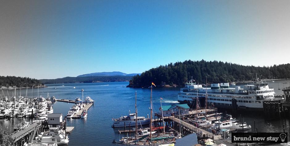 Friday Harbor Ferry Office