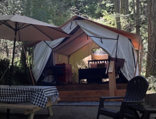 why go glamping?